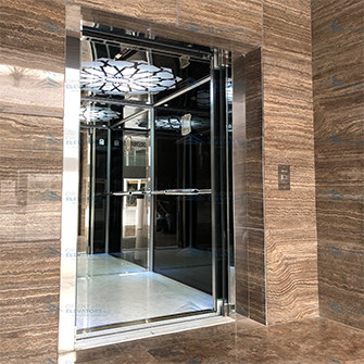 Machine Room Lift