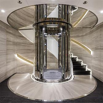 Round Elevator